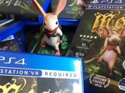 Moss Gets A Physical Release