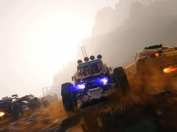 ONRUSH review header