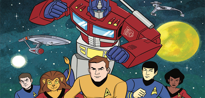Star Trek And Transformers Will Collide In Comics