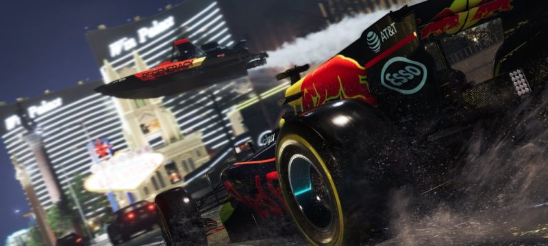 The Crew 2 – Red Bull and Ubisoft Team Up – Header