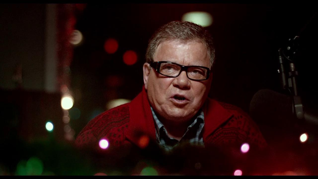 Shatner Claus Is Coming To Town!