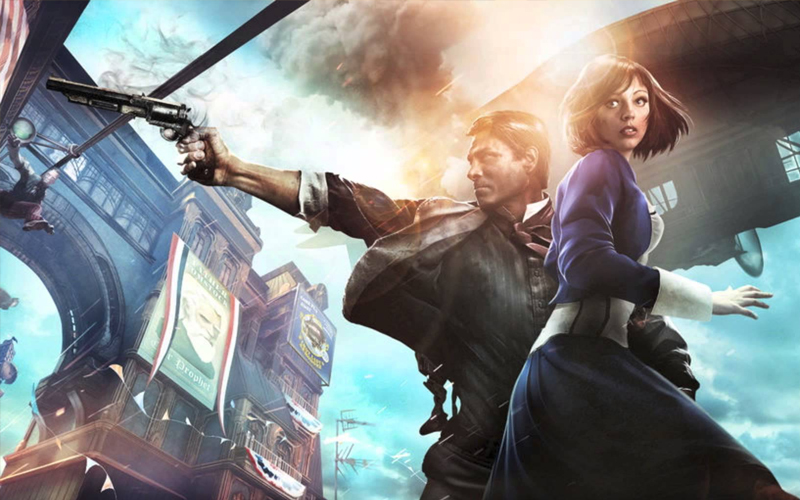 Will The Circle Be Unbroken – Bioshock Infinite OST