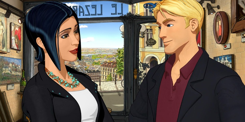 Broken Sword 5 For Switch Info