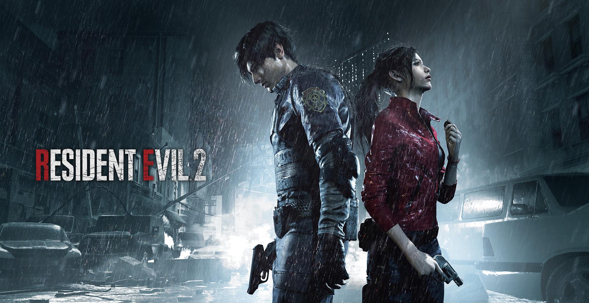 New Resident Evil 2 Screenshots Revealed