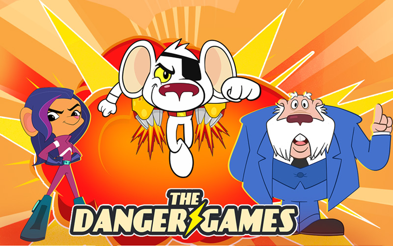 Danger Mouse Gets Nintendo Switch Release Date
