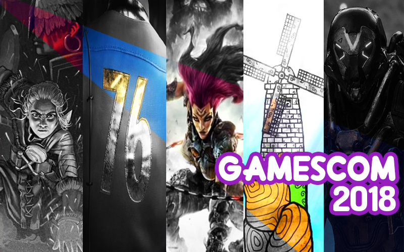 Gamescom 2018  – Here's What We're Excited For