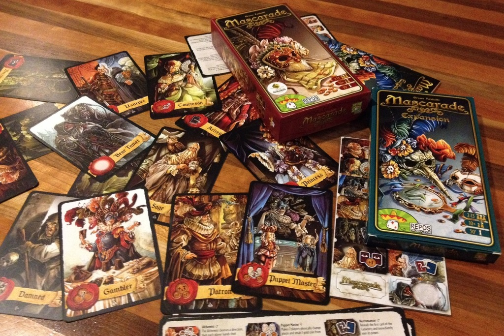 Board Game Night – August 28th 2018
