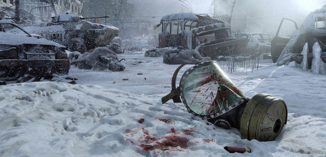 Metro Exodus Gamescom 2018 Trailer