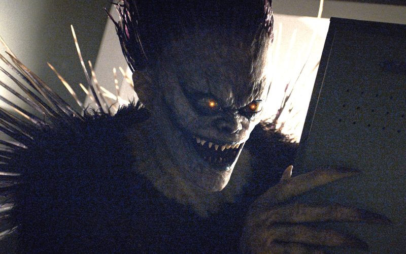 Netflix Developing Death Note Film Sequel