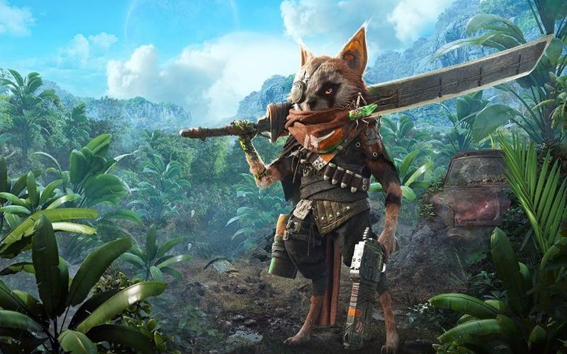 BioMutant Gets New Gamescom Gameplay Trailer