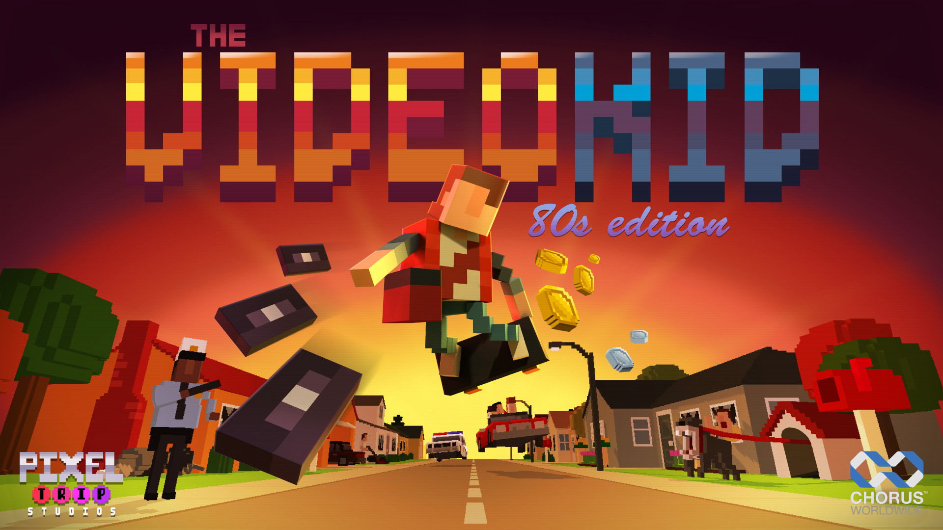 The Videokid Out Now On Switch And Xbox One