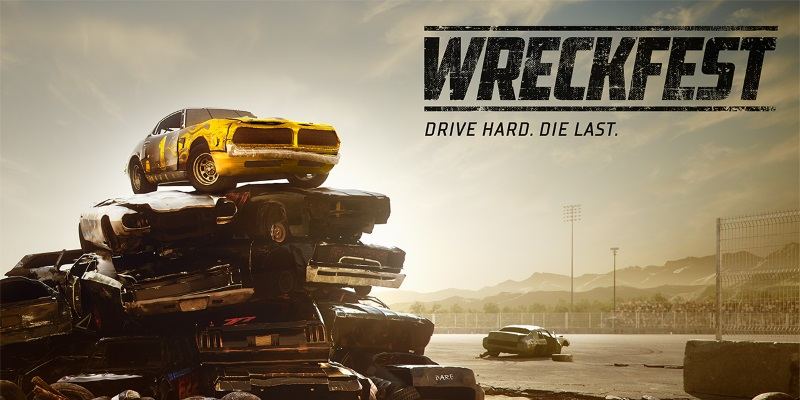 Wreckfest Coming To PS4 And Xbox One