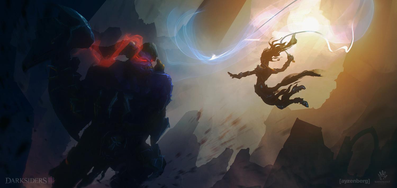 Darksiders III Impressions From Gamescom 2018