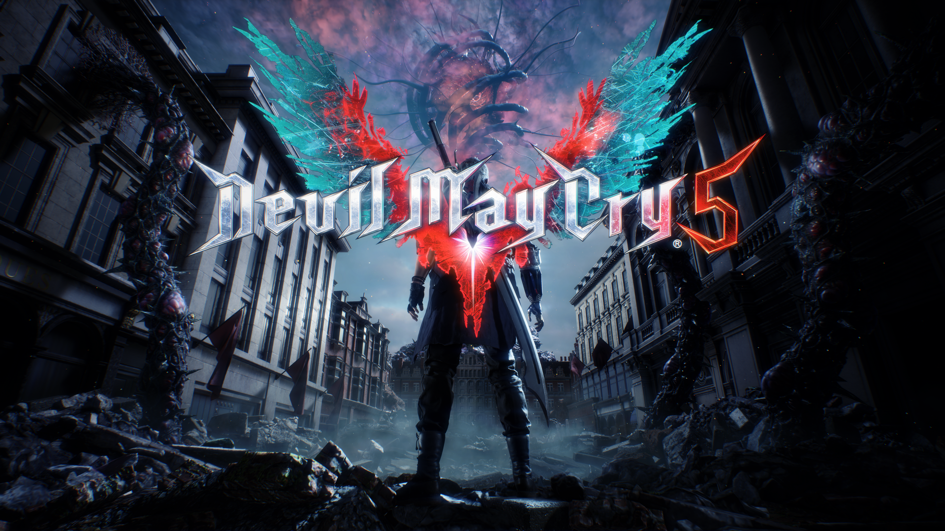 Devil May Cry 5 Coming March 2019