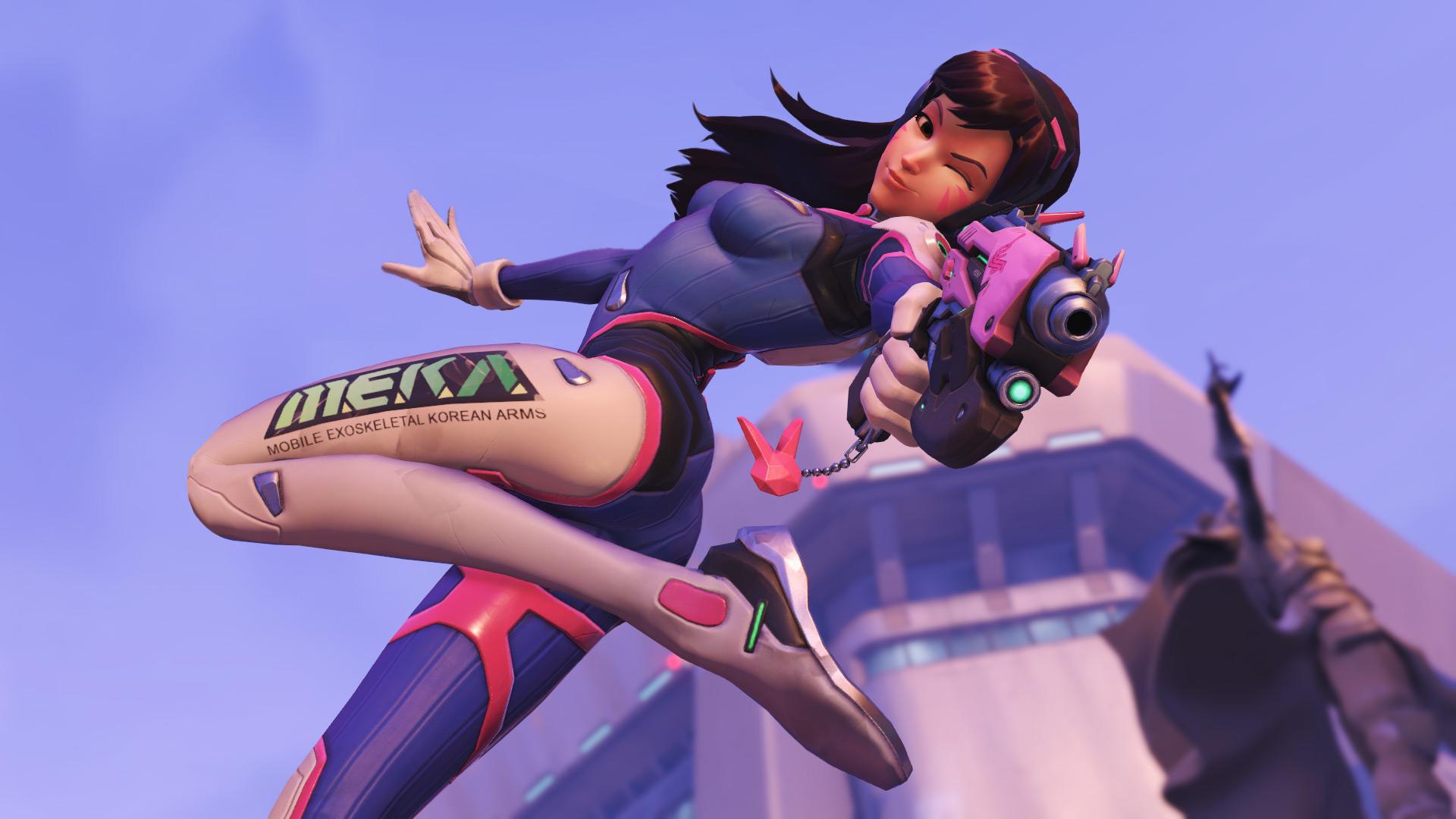 Blizzard Releases Explosive D.Va Short 'Shooting Star'