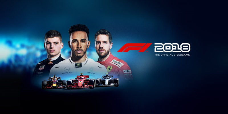 F1 2018 Released