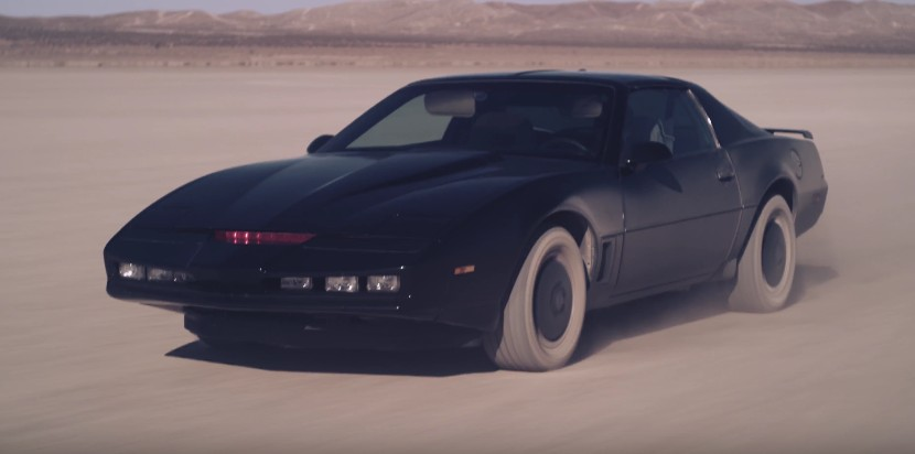 Knight Rider Gets The Banjo Guy Ollie Treatment