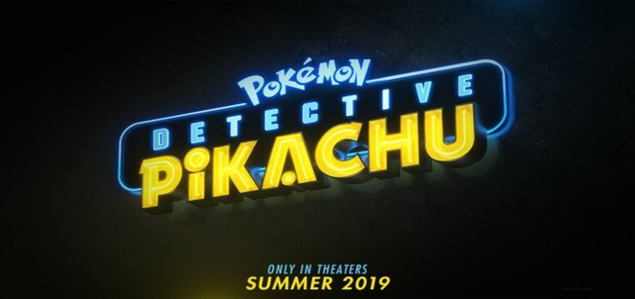 Logo For Live-Action Detective Pikachu Film Unveiled