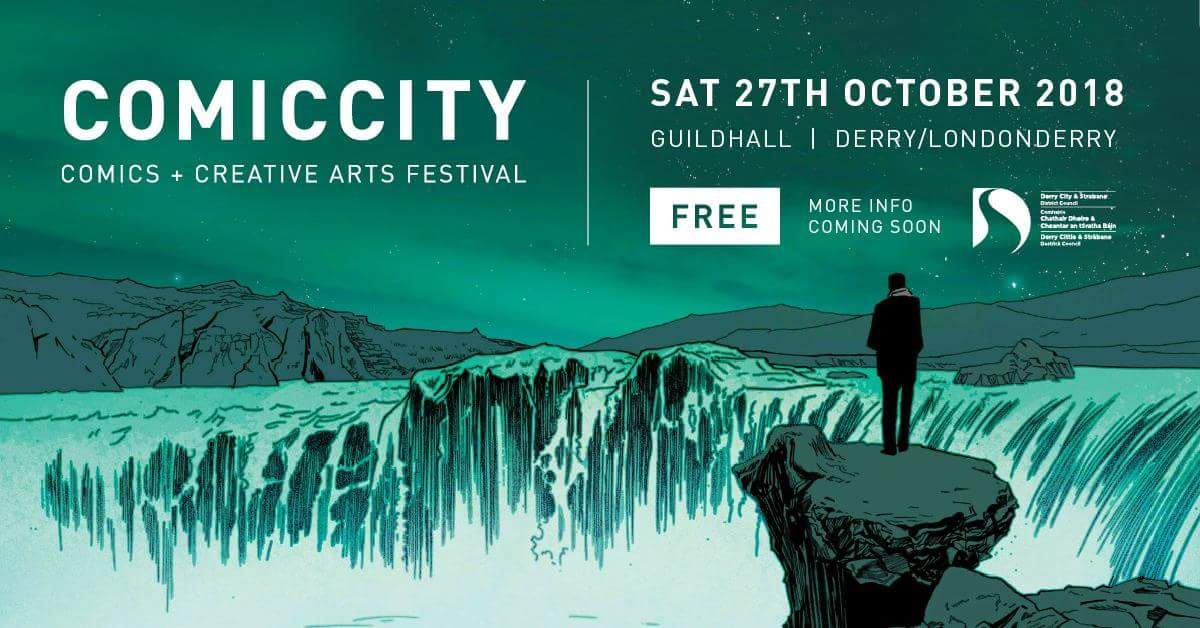 ComicCity Derry Returns On 27th October
