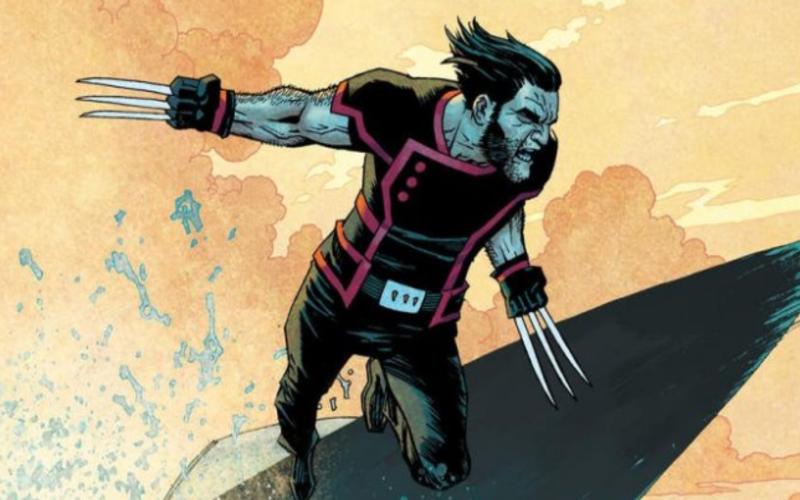 Declan Shalvey Designs New Wolverine Costume