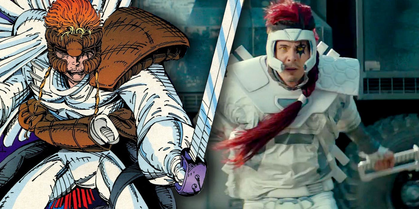 Shatterstar Gets A New Look For Solo Series