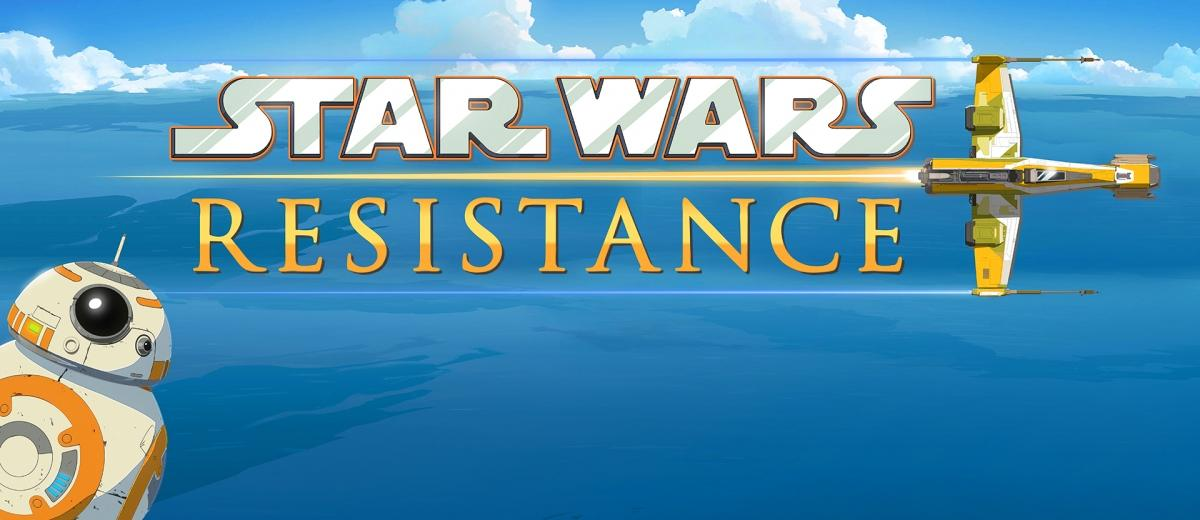 Meet The Star Wars: Resistance Characters