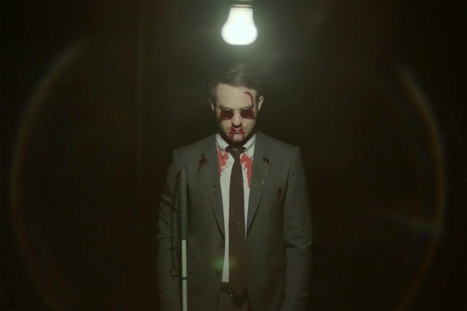 "Daredevil ""Lets The Devil Out"" In Season 3 Teaser Trailer"