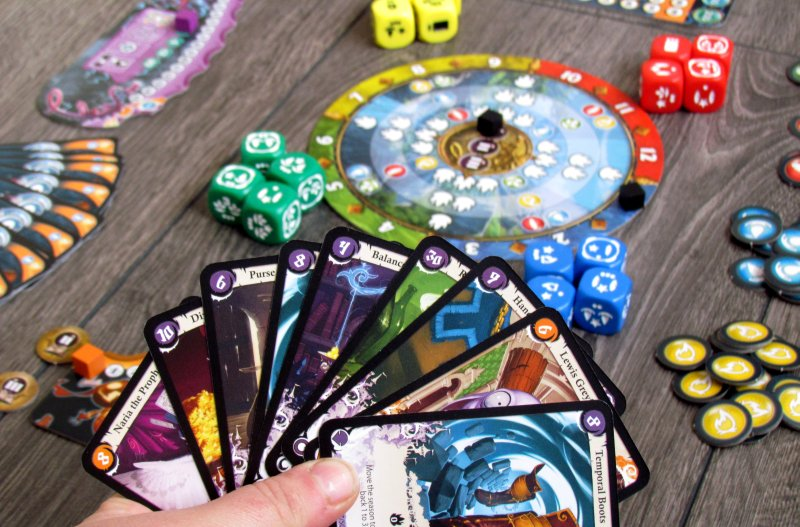 Board Game Night Gets Seasonal This September