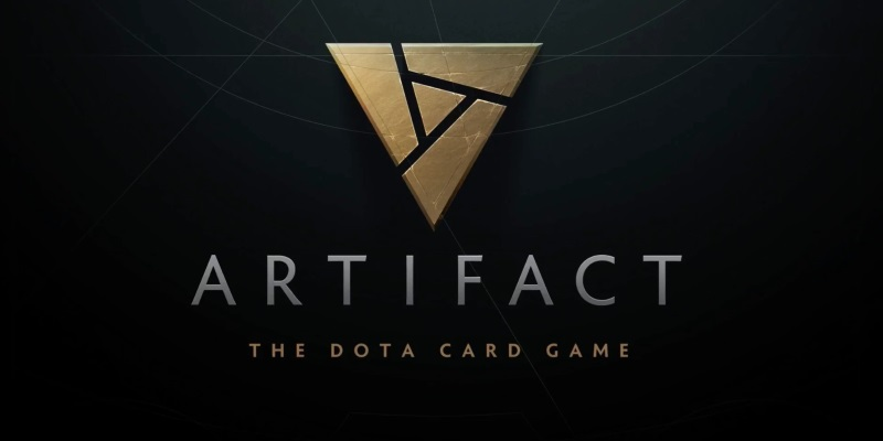 Valve's Artifact Drops Gameplay Video