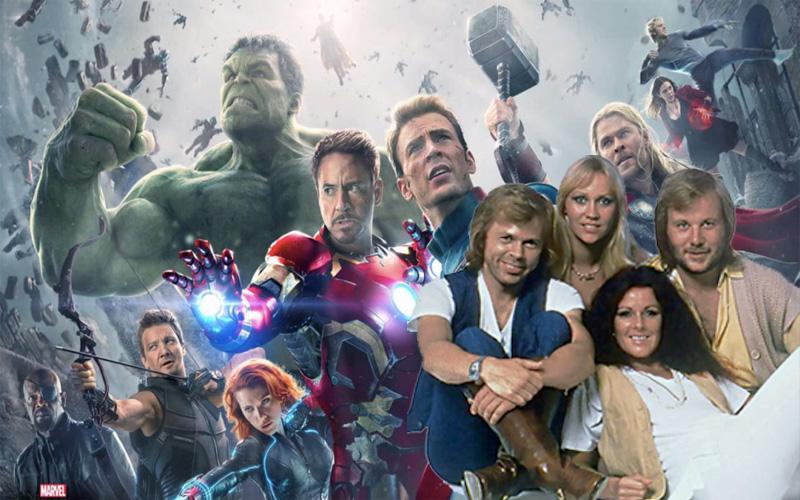 ABBA Avengers The Fan Craze We Need