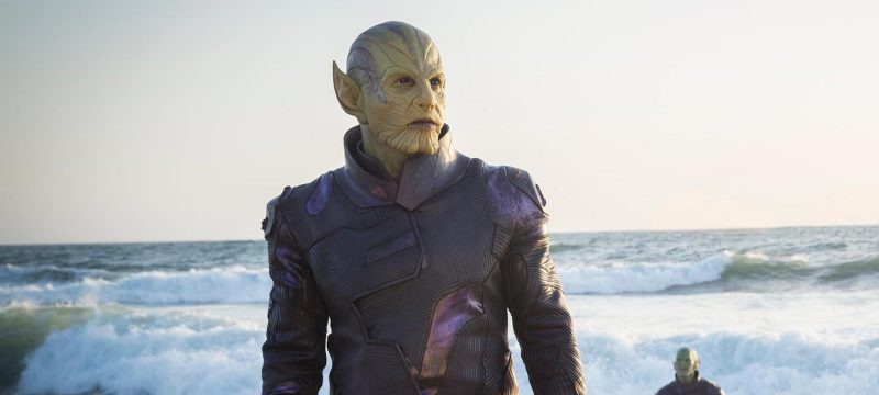 Captain-Marvel Skrulls