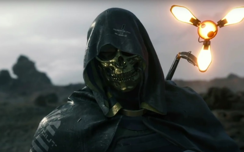 New Death Stranding Trailer Released With A Familiar Actor