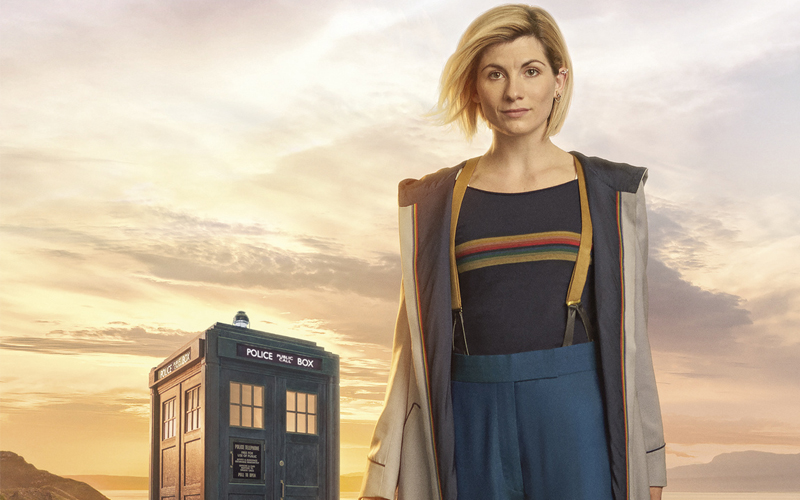 New Doctor! New Time Slot Revealed!