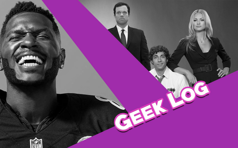 Geek Log | Gadgets, Spies And American Football