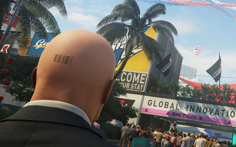 Intel On HITMAN 2 Game And New Level