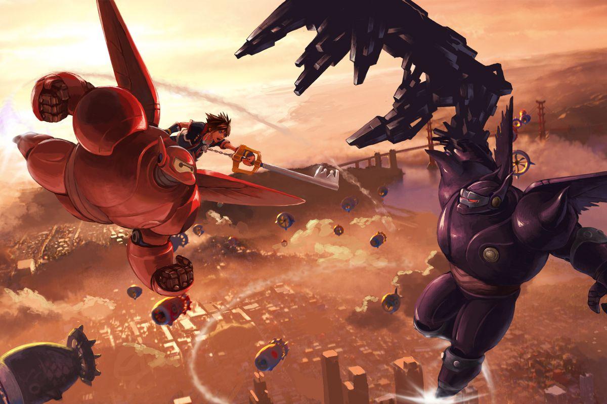 Kingdom Hearts III Trailer Is A Big Save