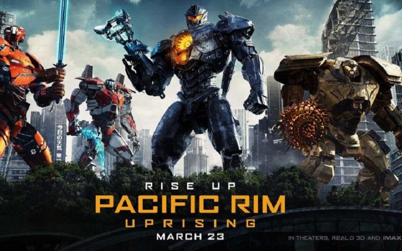 Pacific Rim: Uprising – Screen Savers