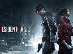 Resident Evil 2 Story