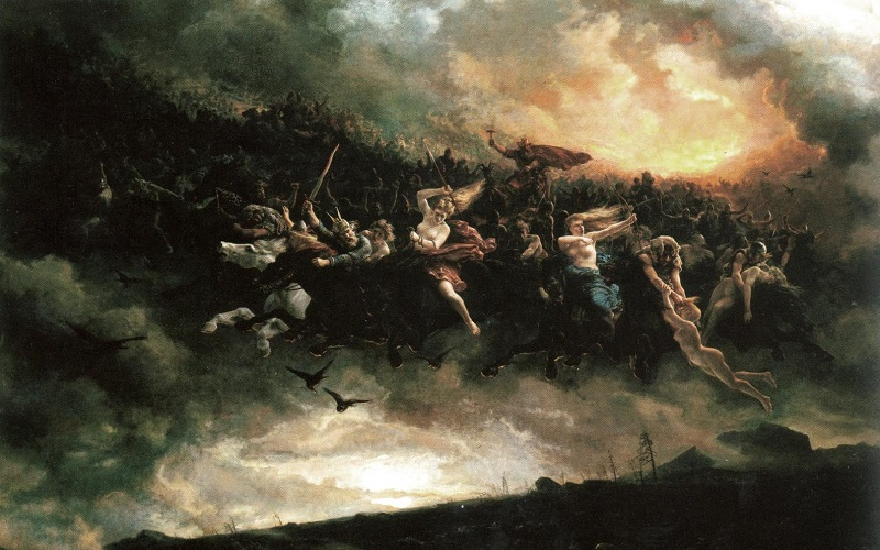The Ride Of The Valkyries – Richard Wagner