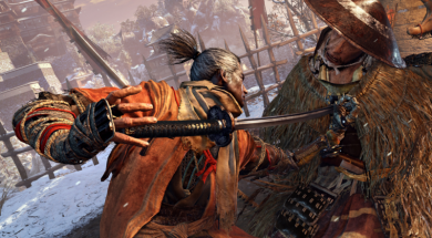 Sekiro Featured