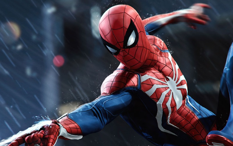 Spider-Man DLC Gets A Teaser Trailer