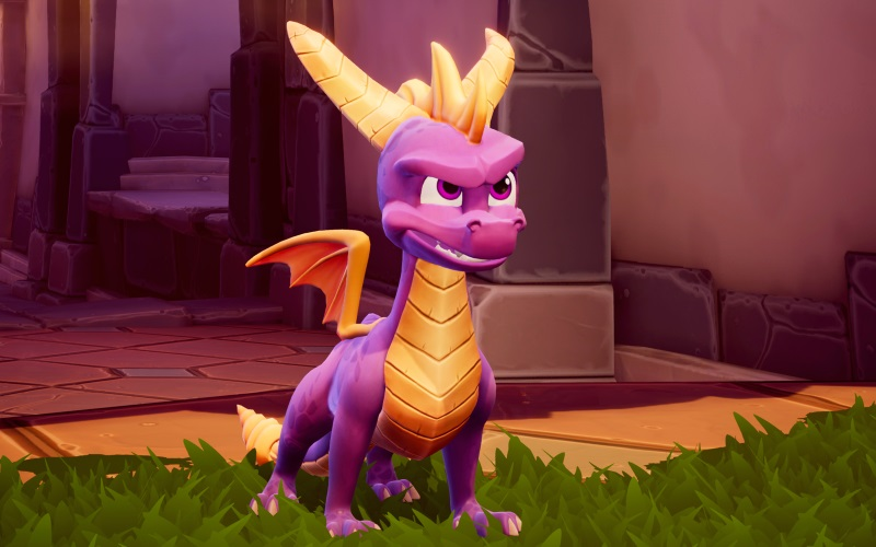 Spyro The Dragon Main Theme – Stewart Copeland