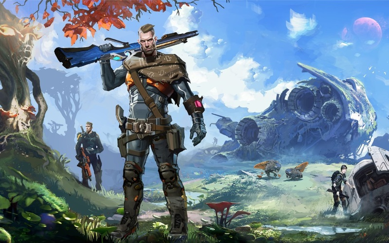Yager Release The Cycle Alpha Gameplay Trailer