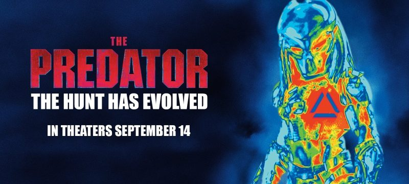 The Predator Header