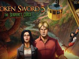 Broken Sword V The Serpent's Curse