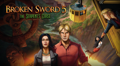 Broken Sword V The Serpent's Curse