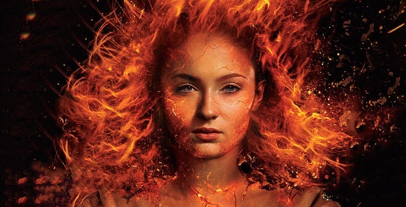 Dark Phoenix Rises in New Trailer