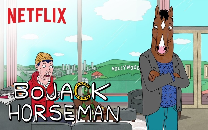 BoJack Horseman Season 5 Trailer Drops