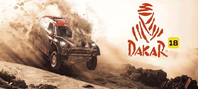 Dakar 18 Header