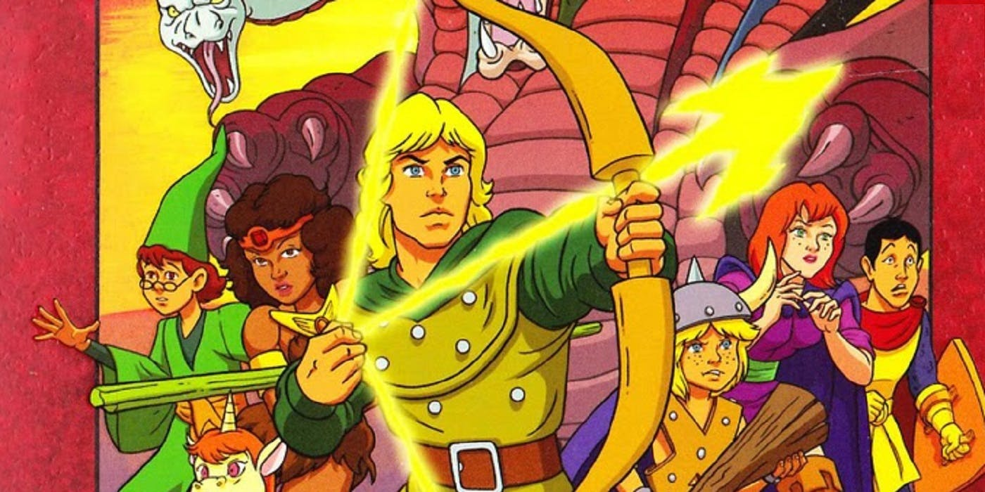 Dungeons And Dragons Theme – Johnny Douglas